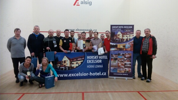Hotel Excelsior Masters Squash Tour 2018 - 9.2.